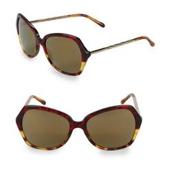Burberry Accessories | Burberry Hava Tortoiseshell 57mm Sunglasses | Color: Brown/Gold | Size: Os