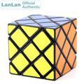 LanLan 8 axes 6 Surface hexaèdre échevillé Cube magique professionnel vitesse Puzzle Antistress