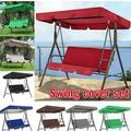 Housse de chaise pivotante d'extérieur, pare-soleil de remplacement, pour Patio jardin