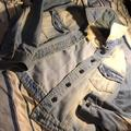 Burberry Jackets & Coats | Burberry Denim Jacket Sz10 But Fits 6-8 | Color: Blue | Size: 10