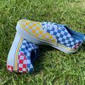 Vans Shoes | Kids' Vans Little Kid Doheny Skate Shoes | Color: Red | Size: 13b