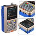 V8 Finder Meter SatFinder Digital Satellite Finder DVB S/S2/S2X HD 1080P récepteur de Signal TV