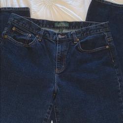 Ralph Lauren Jeans   Ralph Lauren Denim Jeans   Color: Blue   Size: 12