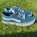 Vans Shoes | Classic Comfycush Sk8-Low Shoes | Color: Red | Size: 9