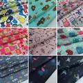 Tissus 150CM x 100CM au mètre, nappe imperméable, motifs de couture, accessoire de couture, dessins