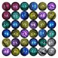 Entervending Bouncy Balls - 1 Inch Small Rubber Bouncing Balls - 200 Pcs Bowling Bounce Balls - Bouncy Balls Party Favors for Kids - Vending Machine Toys - Bouncy Balls Bulk Refill