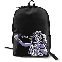 Tina Turner Classic Leisure Backpack, Laptop Tablet Computer Travel Backpack