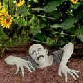 Winnerlink Funny Garden Statue Decoration - Garden Figurines Outdoor Decor Resin Garden Sculpture - Garden Art Outdoor Decor for Patio,Lawn,Yard Art Decoration,Housewarming Garden Gift (Multicolor)