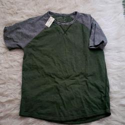 American Eagle Outfitters Shirts | Mens Medium American Eagle Outfitters Shirt | Color: Gray/Green | Size: M