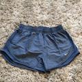 Nike Shorts | Nike Womens Runningtraining Shorts-New | Color: Blue/Silver | Size: M