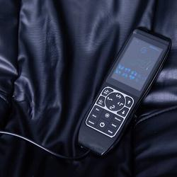 JIAQ Sliding Zero Gravity Massage Chair Full Body Zero Gravity Shiatsu Massage Recliner w/ Bluetooth Speaker Auto Body Scan Rocking Chair   Wayfair
