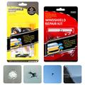2Pack Windshield Repair Kit, Windshield Crack Repair Kit with Glass Repair Fluid for Car Windshield Mirror Repair Tiny Cracks Long Cracks