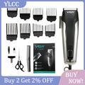 VGR – tondeuse à cheveux électrique professionnelle pour hommes, Kit de coupe de cheveux pour