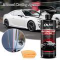 Revêtement céramique pour automobile, 500ml, Nano verre, cristal plaqué, liquide, hydrophobe, vernis