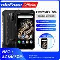 Ulefone-Armor X5 smartphone incassable IP68, téléphone portable étanche, MT6763 Octa core, Android