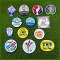Brassard de la coupe européenne des pays-bas, 1996, anglais, 2000, belgique, 2004, Portugal, 2012,