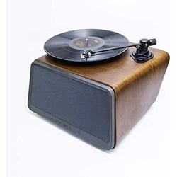 Vinyl Record Player Turntable Vinyl Record Player Support Multi-function Bluetooth Player Speakers Turntable Vinyl Records Turntable Player Vinyl-to-MP3 Record For Entertainment And Home Decoration