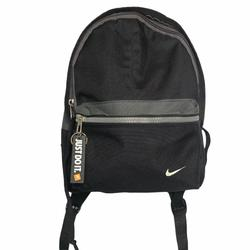 Nike Bags   Nike Logo Small Backpack   Color: Black/Gray   Size: Os