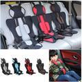 Siège auto coussin de siège enfant sangle Portable coussin de siège bébé sangle fixe ceinture de
