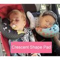 Oreiller de bébé pour siège de voiture, coussin de cou pour enfants, Protection de tête en forme de