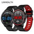 Montre connectée ECG PPG HR Gorilla pour hommes, bracelet de Sport de natation, IP68, pour