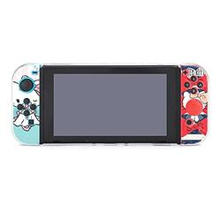 Hello Kitty Hello Kitty Hello Kitty The fully fitcase for Nintendo Switch Protective Case Cover for Nintendo Switch and Hard Shell Protective Cover Joy-Con Controller NDS GAME accessories