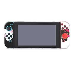 Hello Kitty The anti-scratchingcase for Nintendo Switch Protective Case Cover for Nintendo Switch and Hard Shell Protective Cover Joy-Con Controller NDS GAME accessories