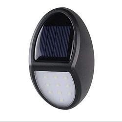 AdoDecor Solar Light Led Solar Energy Saving Lights Lighting Decorative Smart Wall Lamp Garden Lighting