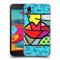 Head Case Designs Officially Licensed Britto Juicy Abstract Illustrations 2 Hard Back Case Compatible with Samsung Galaxy A2 Core (2019)