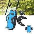 UEVERHI Golf Cell Phone Holder Clip Record Golf Swing Training Works with Golf Cart, Golf Push Cart,Golf Club,Flag Stick