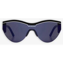 Ski Cat Sunglasses - Blue - Balenciaga Sunglasses