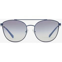 Cat-eye Woman Sunglasses - Blue - Armani Exchange Sunglasses
