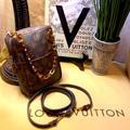 Louis Vuitton Bags | Louis Vuitton Vintage Messenger Bag. | Color: Brown/Tan | Size: 9 7