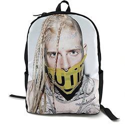 Casual Classic Backpack Tom Macdonald Shoulder Backpacks Lightweight Bags Business Backpack Travel Hiking Camping Daypack Backpack for Men/Women