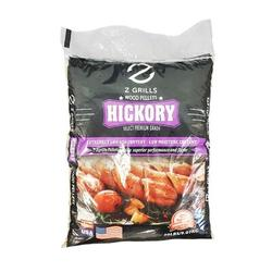 Z Grills 20 Lb Bbq Pellets 100% Hardwood Natural Wood Smoker Grill Hickory, Size 2.0 H x 24.0 W x 15.0 D in   Wayfair WP-HICKORY-20