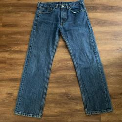 Levi's Jeans | Classic Levis 505 Red Tag Jeans Size W34 L30 | Color: Red | Size: W 34 L 30