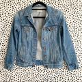 Madewell Jackets & Coats | Madewell | Classic Jean Jacket Xs | Color: Blue | Size: Xs