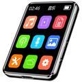 Yescool – lecteur Audio MP3 sans perte, Bluetooth 5.0, 16 go, HiFi, baladeur Portable avec Radio FM,