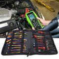 JF-XUAN Multimeter Test Lead Kit, P1970 70Pcs Multimeter Test Lead Kit Set Essential Automotive Testing Tool Digital Multimeter
