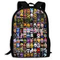 Bibuwaw Five Nights At Freddy'S Backpacks Sports Backpacks Unisex Backpacks Multifunctional Backpacks for Boys Girls