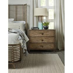 Hooker Furniture Surfrider Nightstand Wood in Brown, Size 32.25 H x 38.0 W x 18.0 D in   Wayfair 6015-90017-89