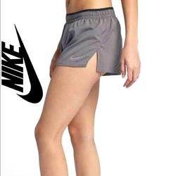 Nike Shorts | Nike Flex Elevate Running Shorts Silver Gray Xs | Color: Gray | Size: Xs