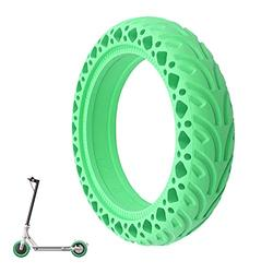 AOZBZ Mi Scooter Tires, Electric M365 Scooter Tire Honeycomb Tire Design, 8.5In Rubber Solid Tire Front/Rear Tire, Replacement Wheels for Xiaomi Mijia M365 Electric Scooter