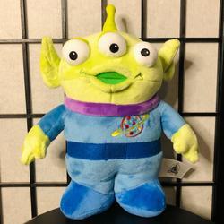 Disney Toys | Disney Pixar Toy Story Space Alien Plush | Color: Blue/Green | Size: One Size