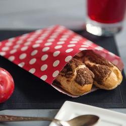 Restaurantware 100 Piece Food Bag Paper in Pink | Wayfair RWA0012P