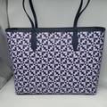 Kate Spade Bags   Kate Spade Hollie Spade Clover Geo Large Tote Navy   Color: Blue/Purple   Size: Please See Description