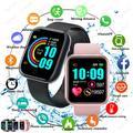 Montre Apple originale 2021 Bluetooth montres intelligentes hommes femmes Smartwatch tension