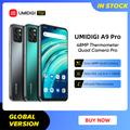 UMIDIGI – SmartPhone A9 Pro 32 ou 48mp débloqué, téléphone portable, 4 go de ram, 64 go de rom, 6 go