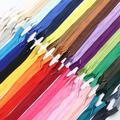Bobine de fermeture à glissière Invisible en Nylon, accessoires de couture, pour bricolage, tissu