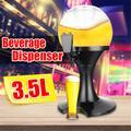 3.5L Bar bière tour distributeur partie vin bière eau jus boisson table maison barre liquide boire